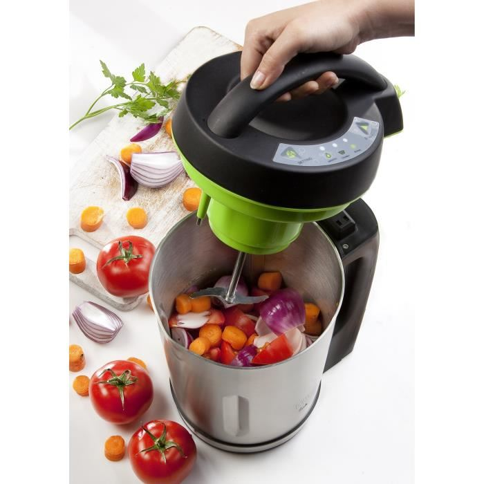 Domo do498bl mixeur soupe soup maker 1 6 l comparer avec - Domo bebe ...