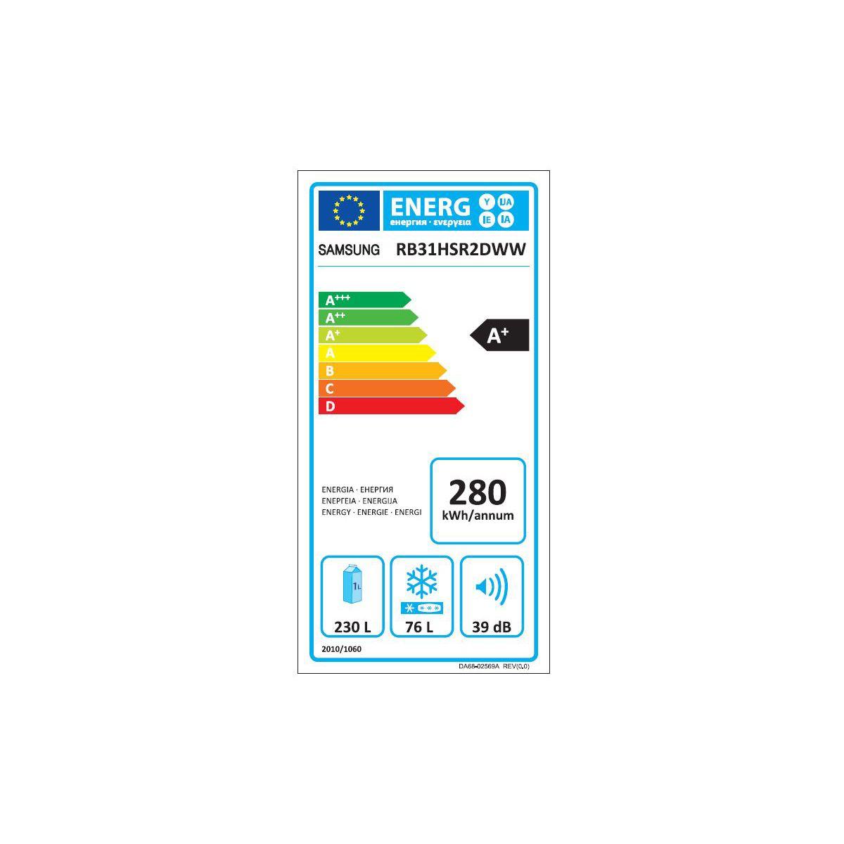 Samsung rb31hsr2dww r frig rateur combin comparer - Comparateur de prix refrigerateur ...