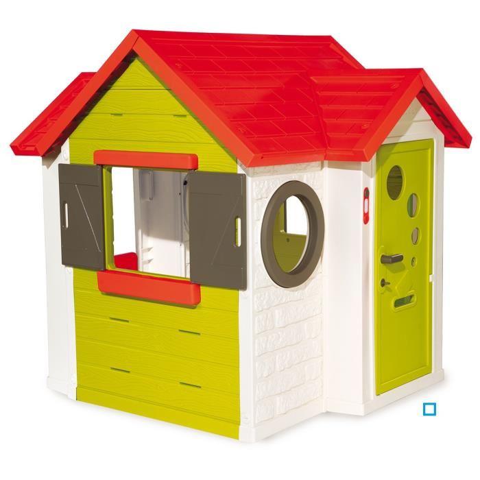 smoby maison my house comparer avec. Black Bedroom Furniture Sets. Home Design Ideas
