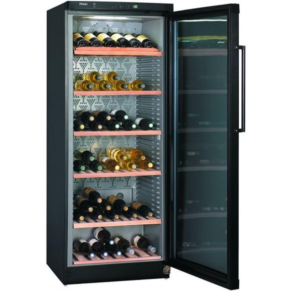 haier jc 398g cave vin de vieillissement 174 bouteilles comparer avec. Black Bedroom Furniture Sets. Home Design Ideas