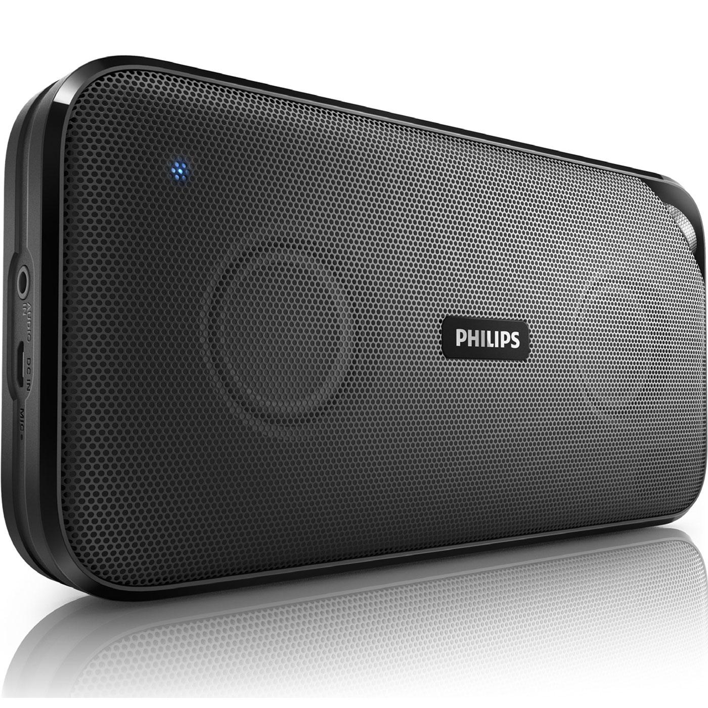 philips bt3500 enceinte portable sans fil bluetooth nfc. Black Bedroom Furniture Sets. Home Design Ideas