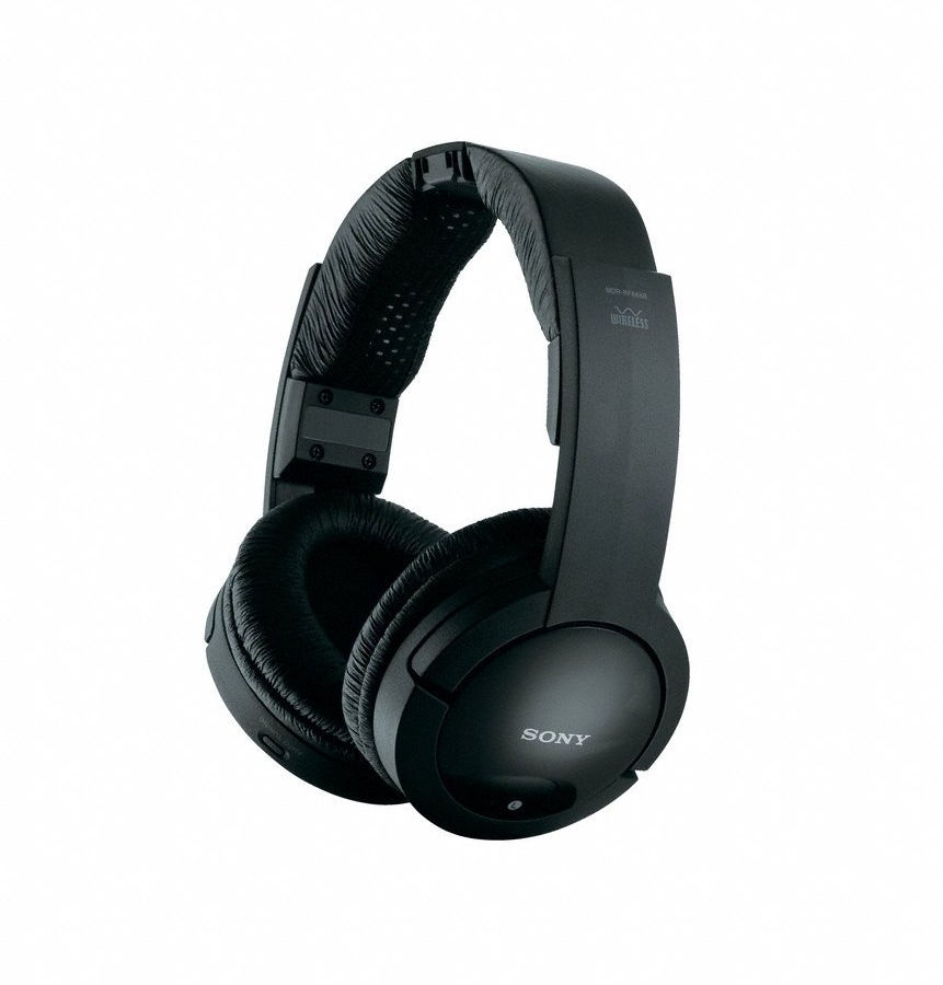 sony mdr rf865rk casque sans fil comparer avec. Black Bedroom Furniture Sets. Home Design Ideas