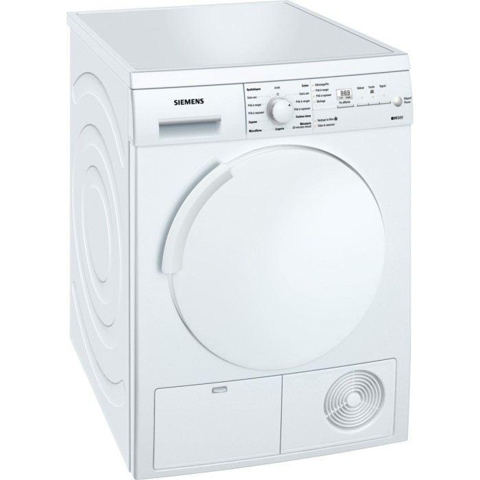 siemens wt44e308ff s che linge frontal condensation. Black Bedroom Furniture Sets. Home Design Ideas