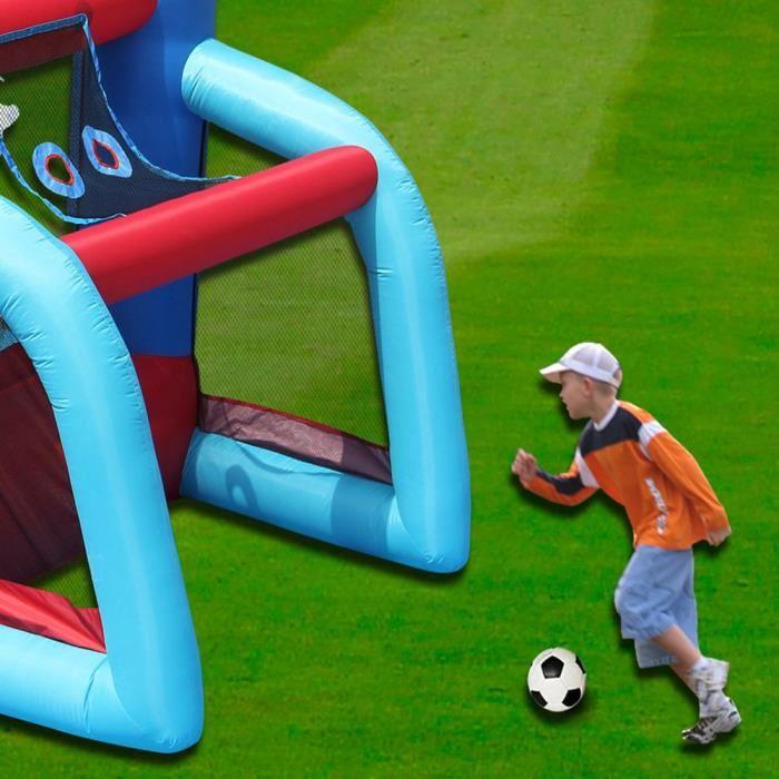 Happy hop aire de jeux gonflable football comparer avec - Happy hop aire de jeux gonflable ...
