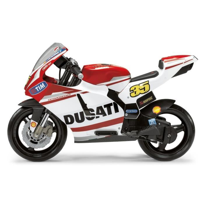 peg perego moto lectrique ducati gp comparer avec. Black Bedroom Furniture Sets. Home Design Ideas