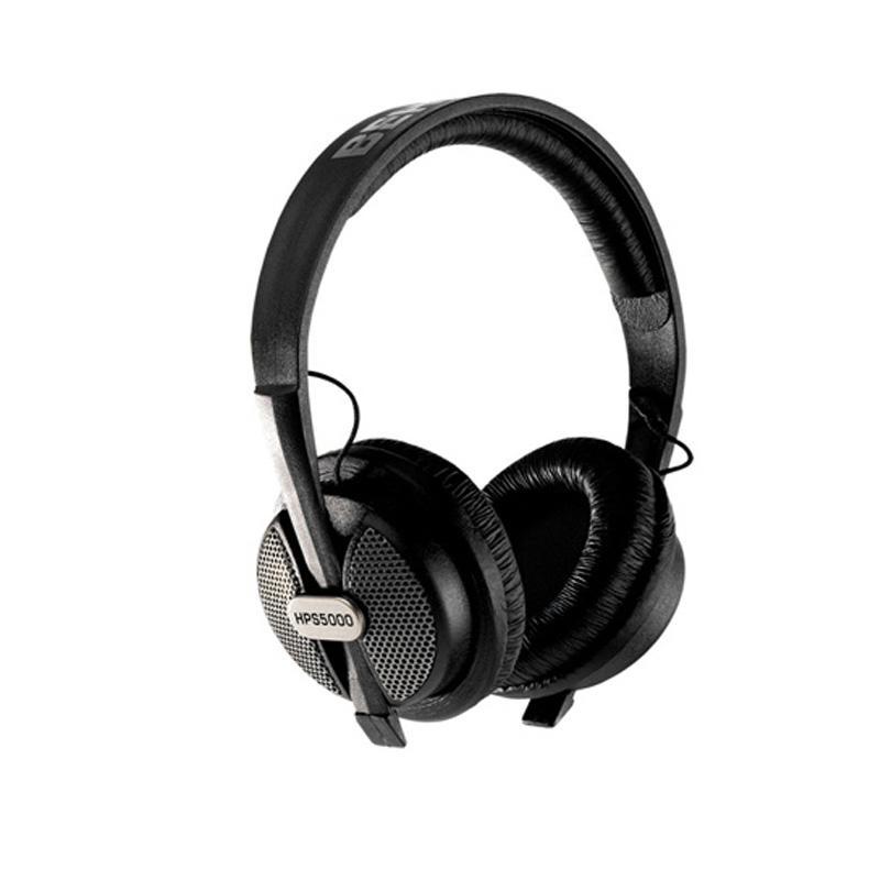 behringer hps5000 casque audio professionnel studio. Black Bedroom Furniture Sets. Home Design Ideas