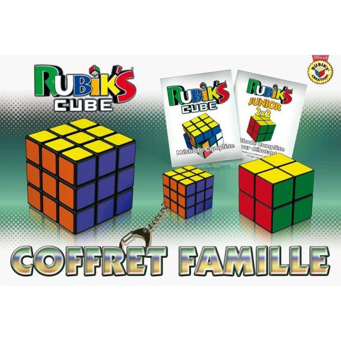 winning moves rubik 39 s cube coffret famille comparer avec. Black Bedroom Furniture Sets. Home Design Ideas