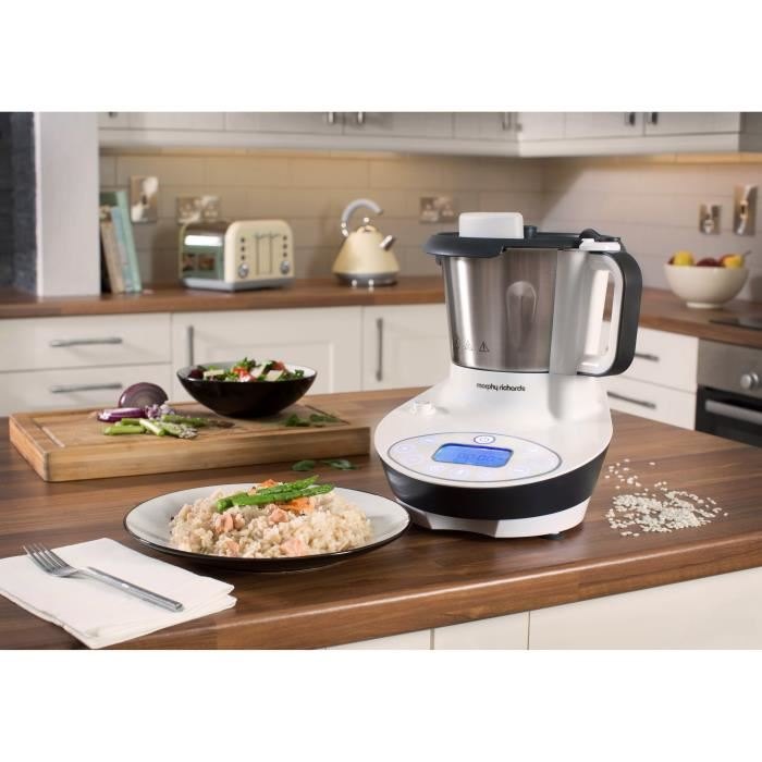 morphy richards 562000 robot cuiseur multifonctions comparer avec. Black Bedroom Furniture Sets. Home Design Ideas