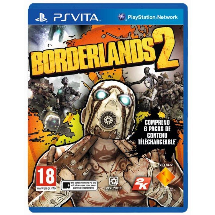 Borderlands 2 sur ps vita comparer avec - Comparateur de prix playstation 4 ...