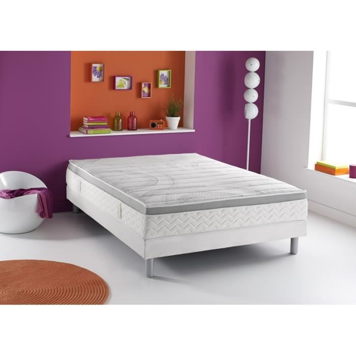dunlopillo matelas mousse m moire de forme trocadero 140 x 190 cm comparer avec. Black Bedroom Furniture Sets. Home Design Ideas