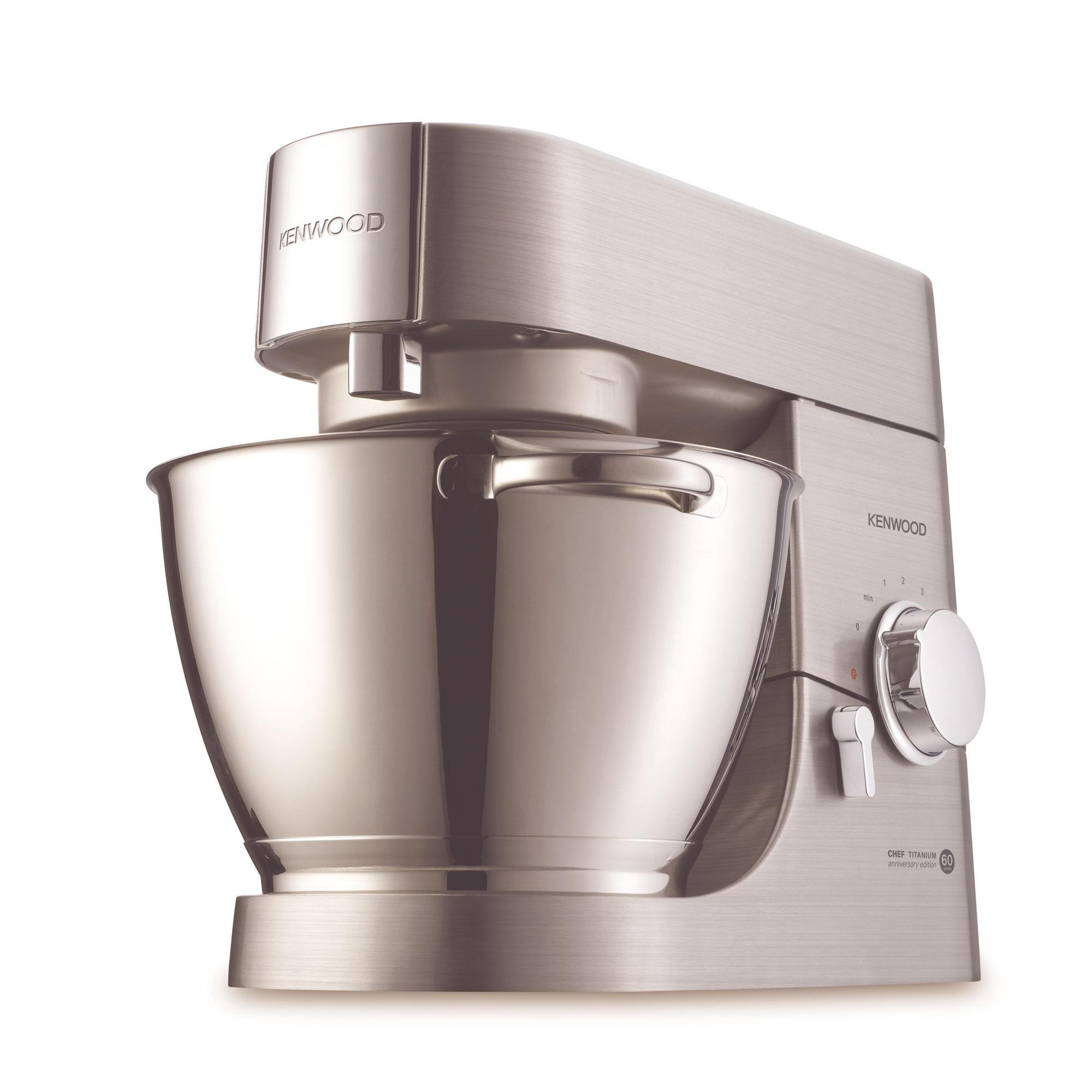 kenwood kmy60 robot chef titanium finition inox bross. Black Bedroom Furniture Sets. Home Design Ideas
