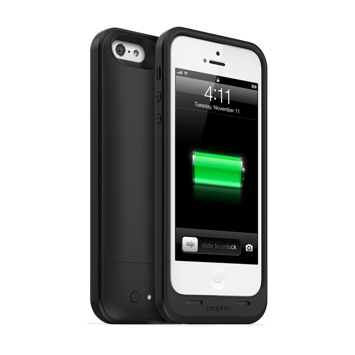 mophie hc927z a coque avec batterie pour iphone 5 1 7 a. Black Bedroom Furniture Sets. Home Design Ideas