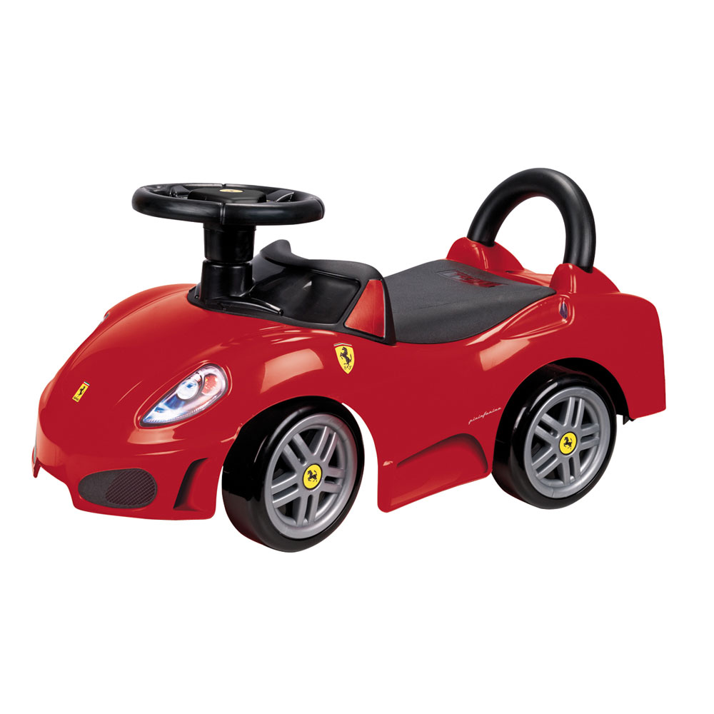 feber porteur ferrari f430 comparer avec. Black Bedroom Furniture Sets. Home Design Ideas