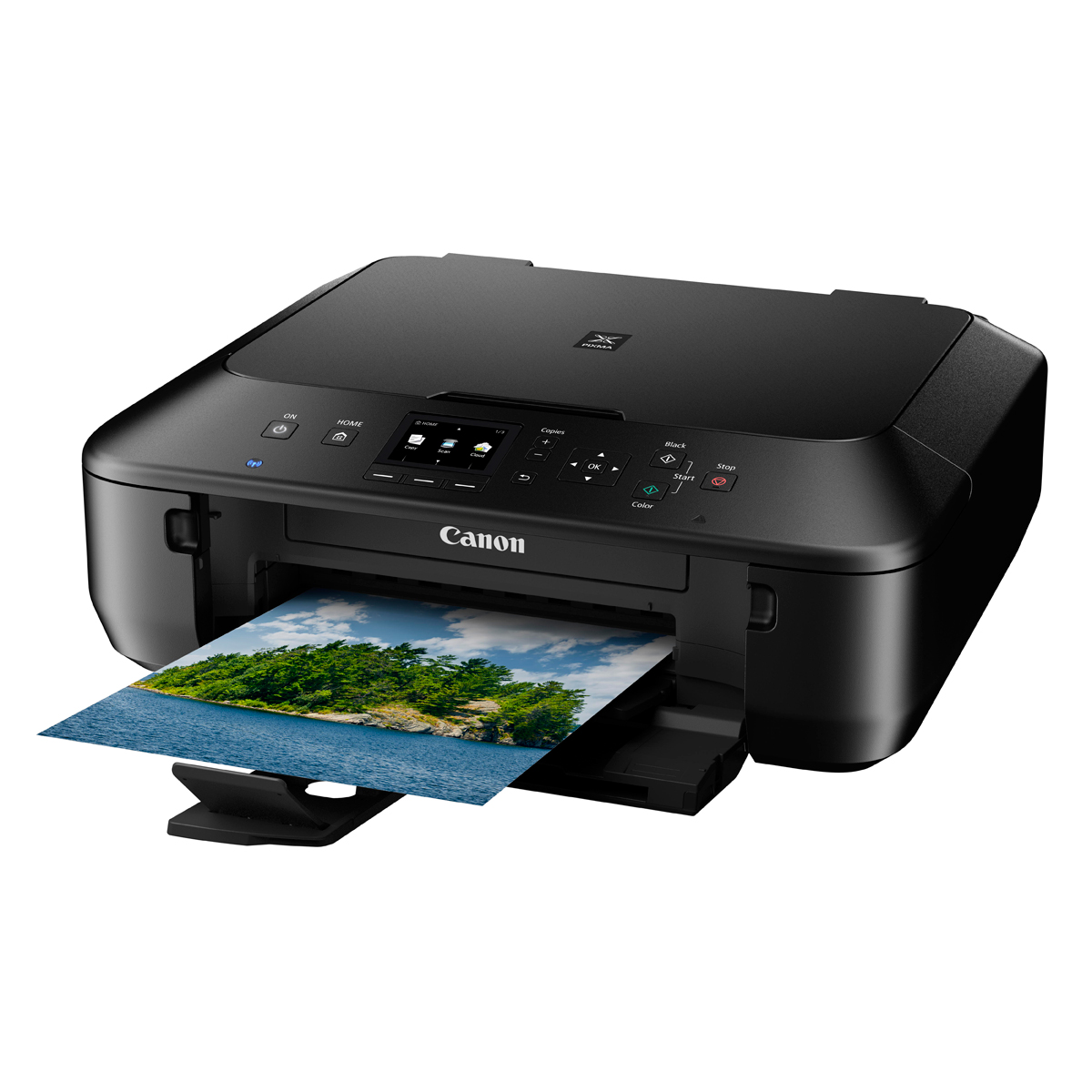 canon pixma mg5550 imprimante multifonctions jet d 39 encre. Black Bedroom Furniture Sets. Home Design Ideas