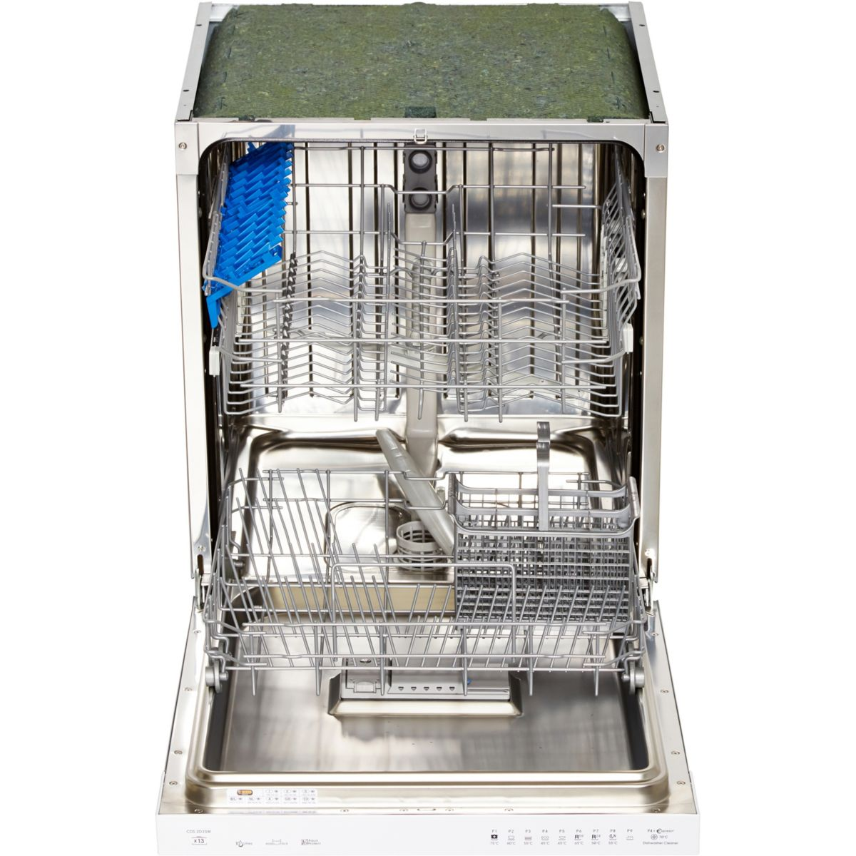 candy cds2d35 lave vaisselle int grable 13 couverts. Black Bedroom Furniture Sets. Home Design Ideas
