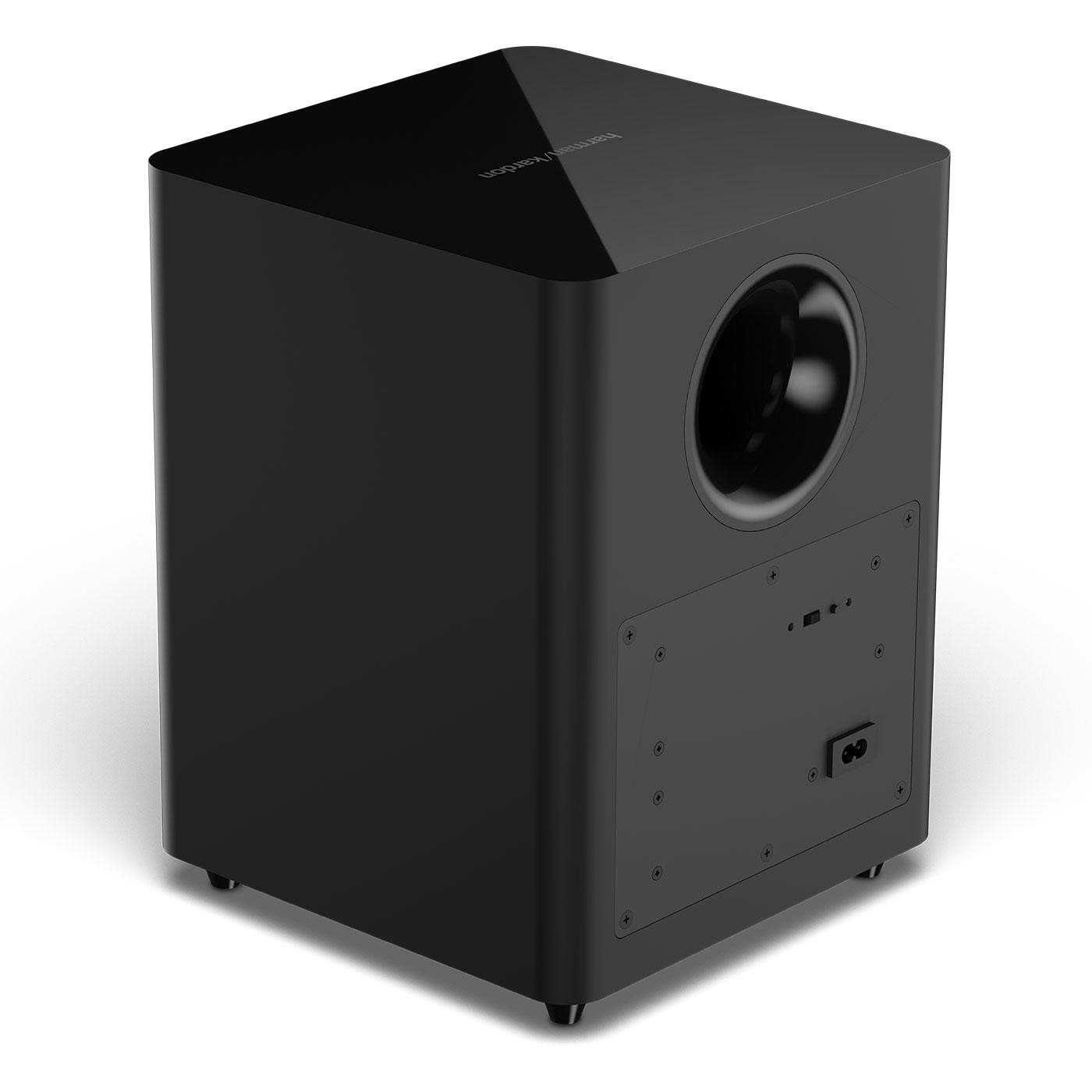 harman kardon sb 20 barre de son 2 1 bluetooth et hdmi avec caisson de basses sans fil. Black Bedroom Furniture Sets. Home Design Ideas