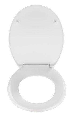 wenko abattant wc new york 3d en plastique comparer avec. Black Bedroom Furniture Sets. Home Design Ideas