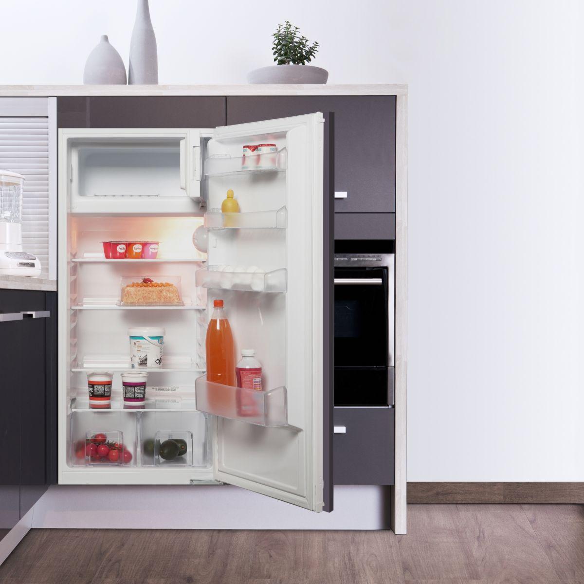 beko rbi2301 r frig rateur int grable 1 porte comparer. Black Bedroom Furniture Sets. Home Design Ideas