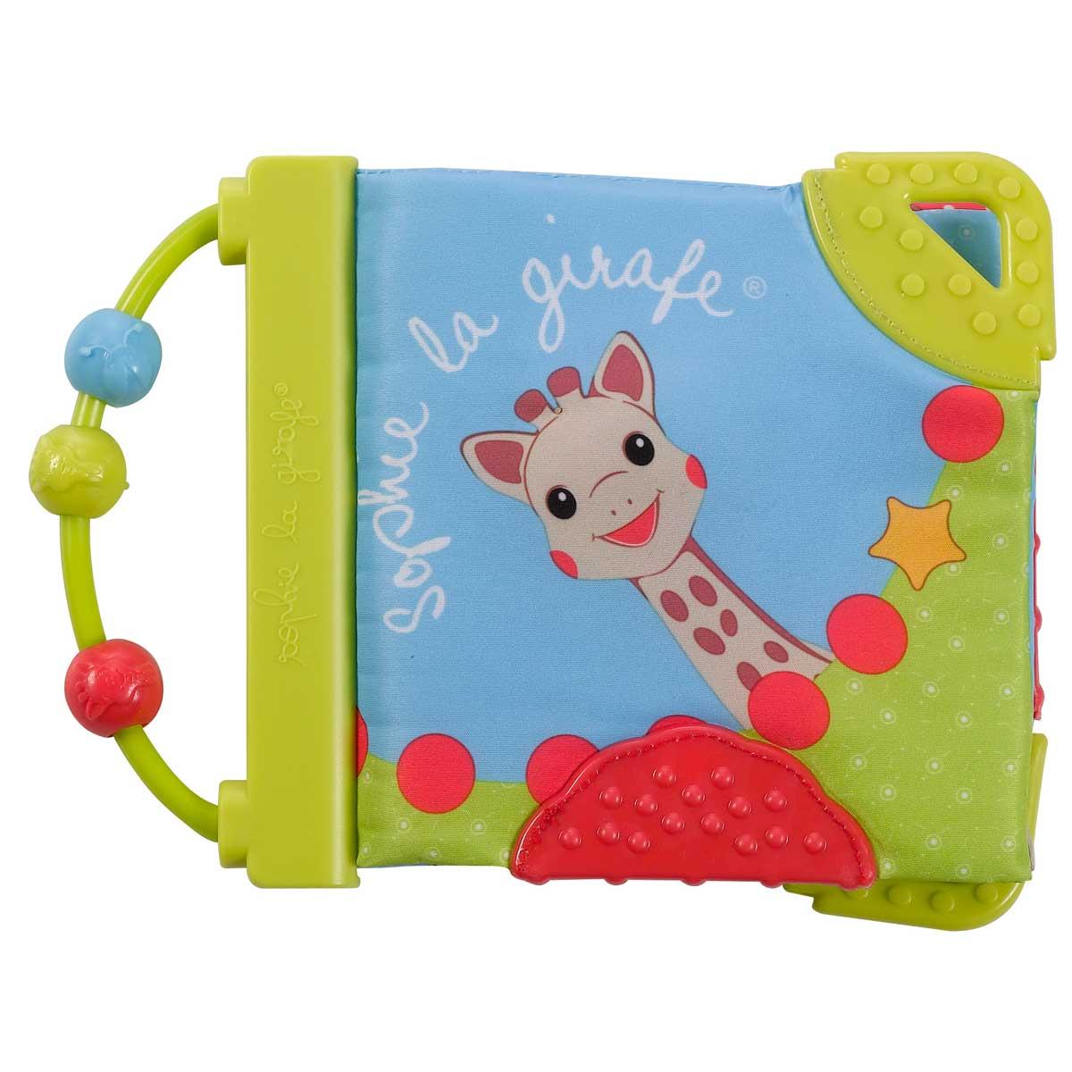 vulli livre d 39 veil sophie la girafe 230764 comparer. Black Bedroom Furniture Sets. Home Design Ideas