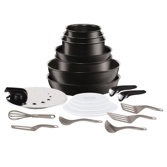 Tefal L6549902 Batterie De Cuisine Ingenio Performance