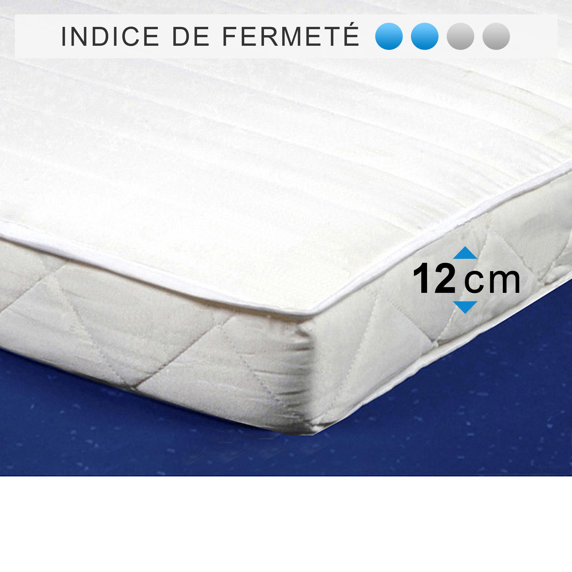 rollflex matelas en mousse roul 90 x 190 cm paisseur 12 cm comparer avec. Black Bedroom Furniture Sets. Home Design Ideas