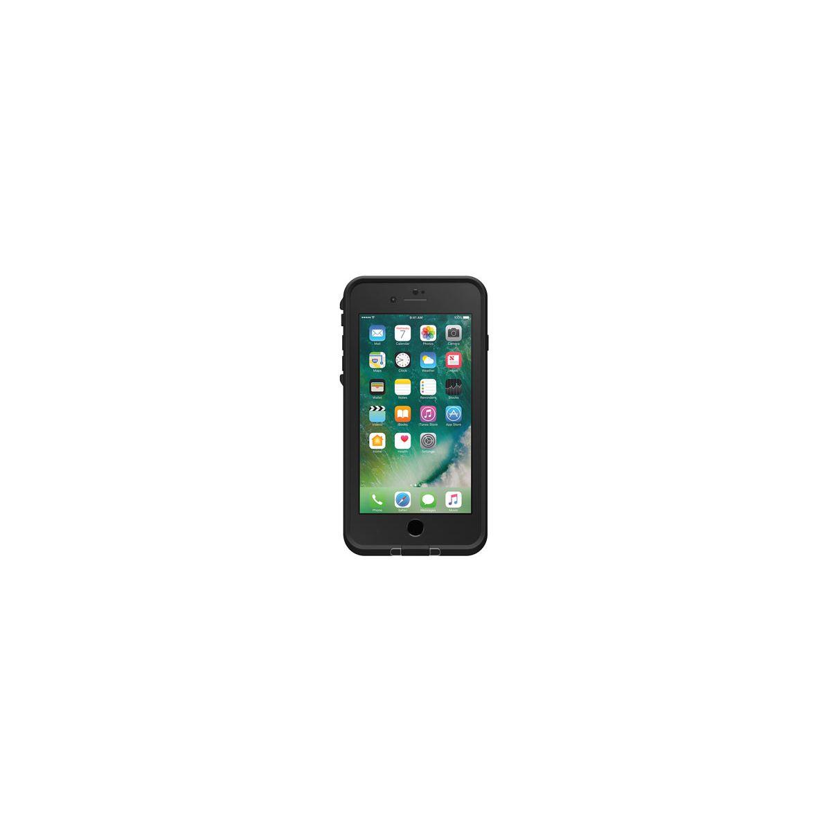 lifeproof fr coque pour iphone 7 plus noir comparer avec. Black Bedroom Furniture Sets. Home Design Ideas