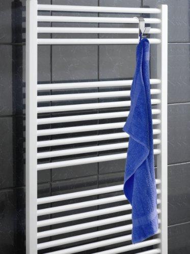 wenko 4468162100 2 crochets pour radiateur s che serviette comparer avec. Black Bedroom Furniture Sets. Home Design Ideas