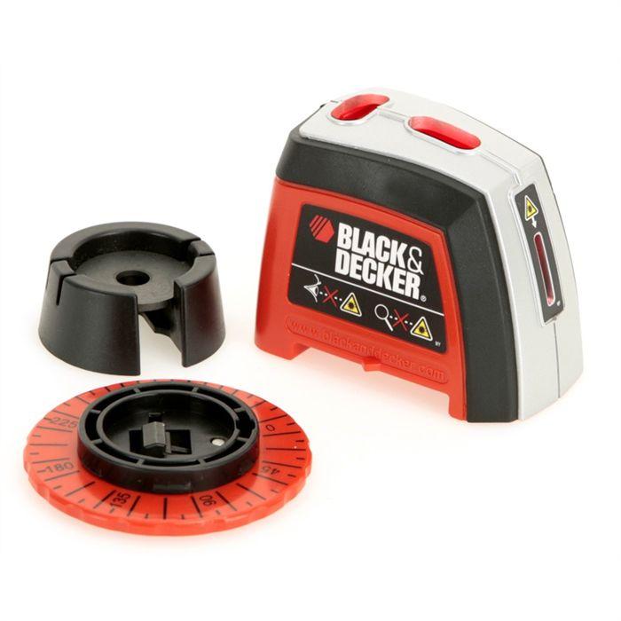 black decker bdl120 niveau laser comparer avec. Black Bedroom Furniture Sets. Home Design Ideas