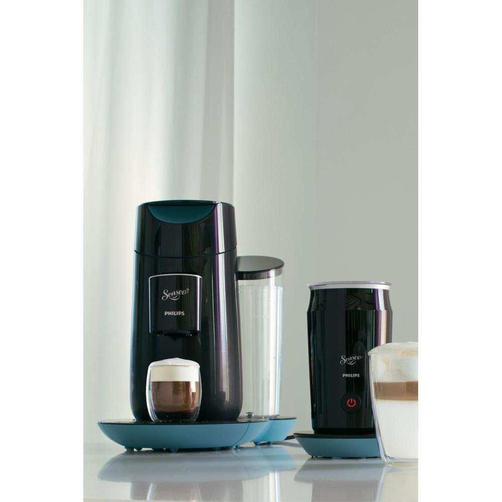 philips hd7874 senseo twist milk cafeti re dosettes avec mousseur lait comparer avec. Black Bedroom Furniture Sets. Home Design Ideas