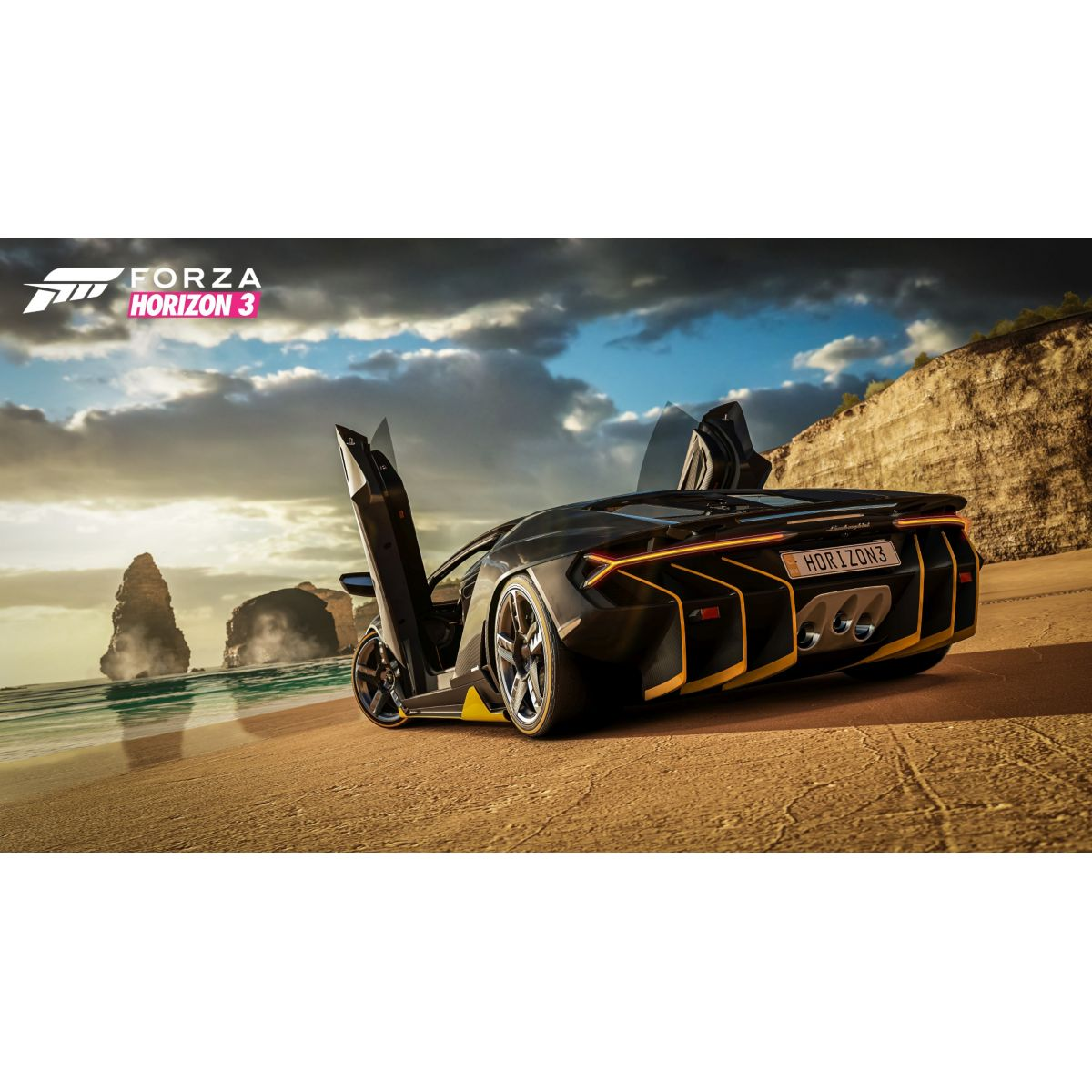 forza horizon 3 sur xbox one comparer avec. Black Bedroom Furniture Sets. Home Design Ideas
