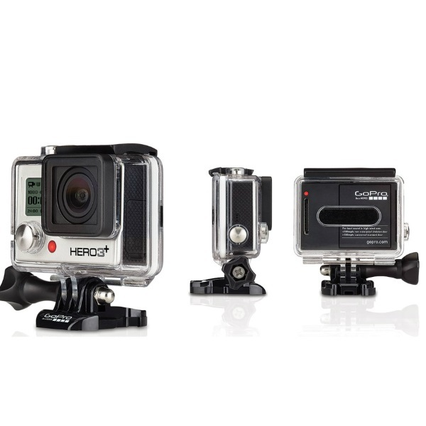 gopro hero3 silver edition cam scope hd 11 mpixels. Black Bedroom Furniture Sets. Home Design Ideas