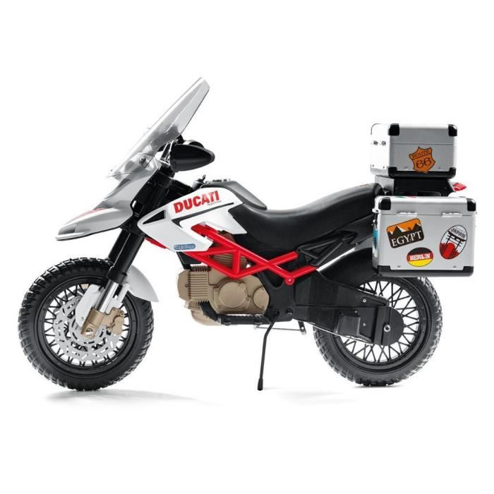 peg perego moto ducati enfant hypermotard cross 12 volts comparer avec. Black Bedroom Furniture Sets. Home Design Ideas