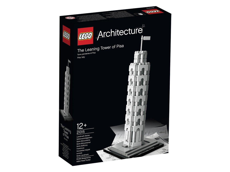 Lego 21015 architecture la tour de pise comparer avec - Lego architecture tour de pise ...