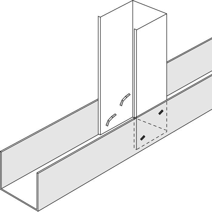 far tools 212002 pince pour rail placopl tre comparer avec. Black Bedroom Furniture Sets. Home Design Ideas