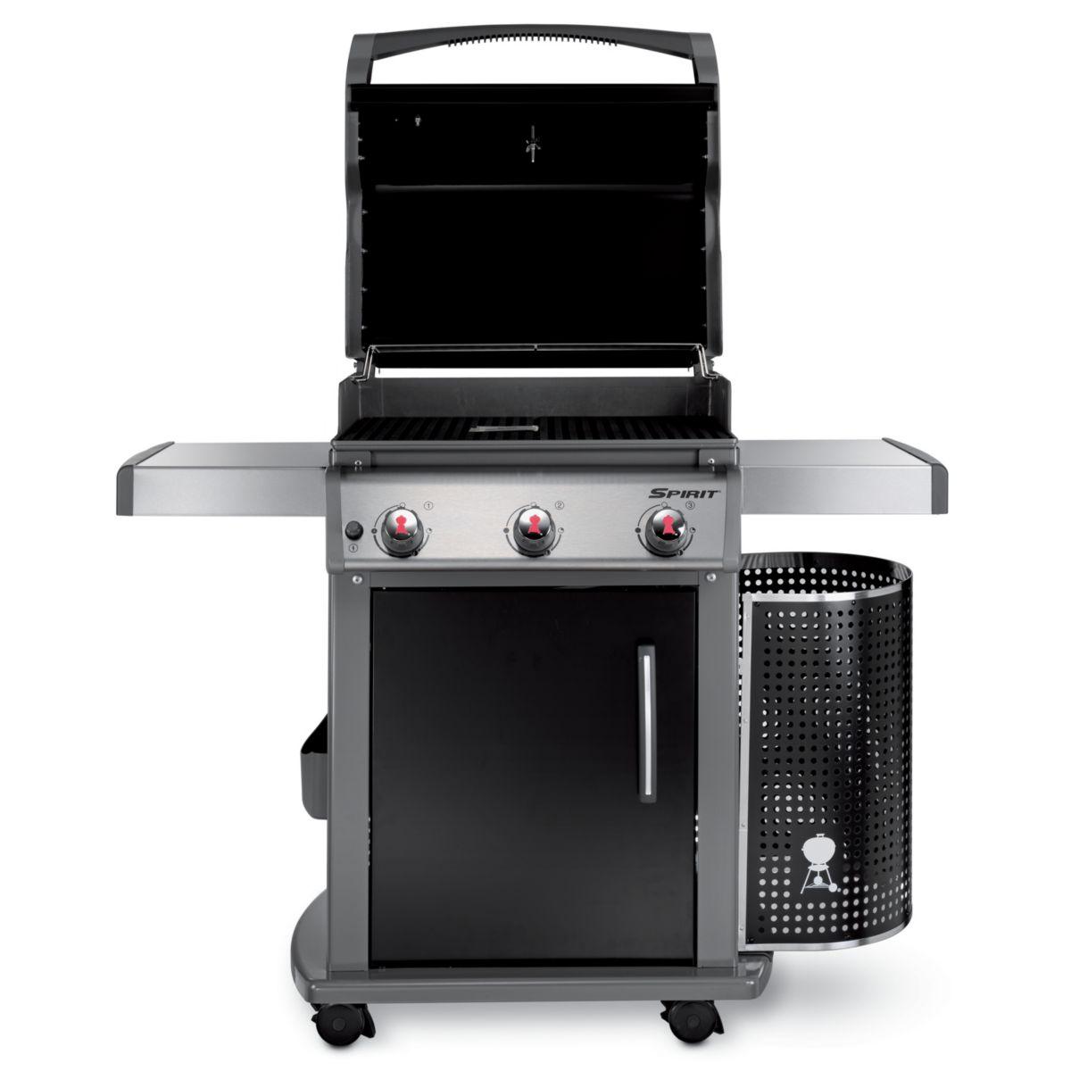 weber spirit premium e 310 barbecue gaz 3 br leurs comparer avec. Black Bedroom Furniture Sets. Home Design Ideas