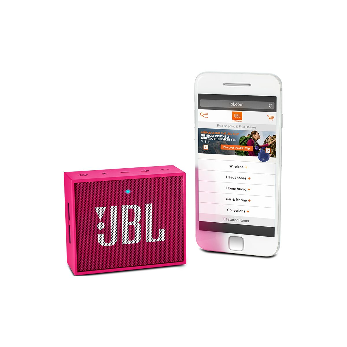 jbl go enceinte portable bluetooth comparer avec. Black Bedroom Furniture Sets. Home Design Ideas