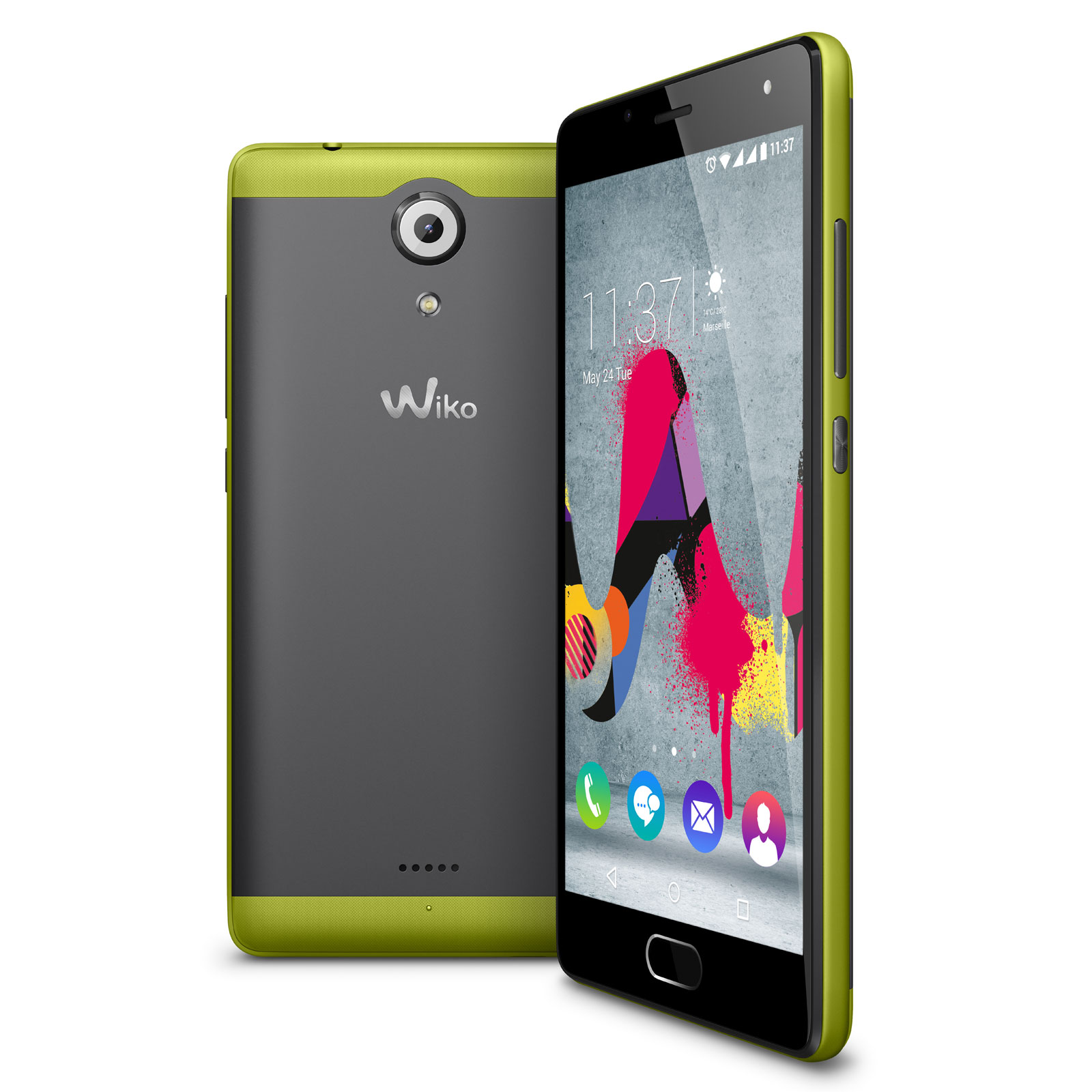 wiko u feel lite 16 go 4g comparer avec. Black Bedroom Furniture Sets. Home Design Ideas