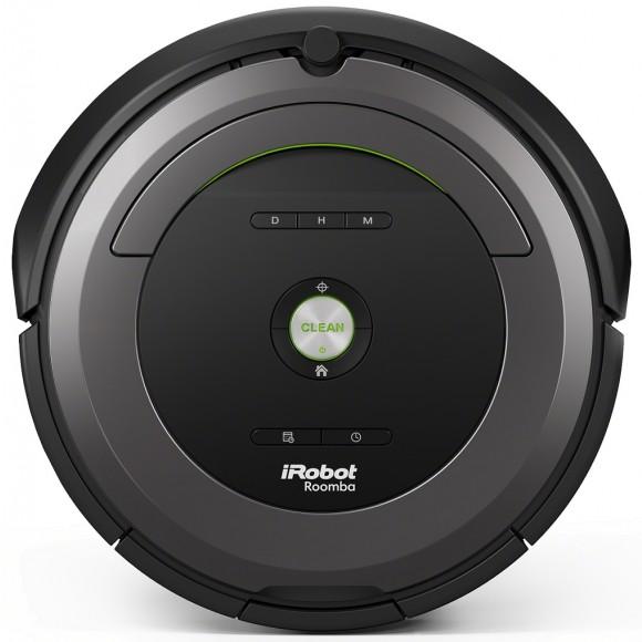 irobot roomba 681 aspirateur robot comparer avec. Black Bedroom Furniture Sets. Home Design Ideas