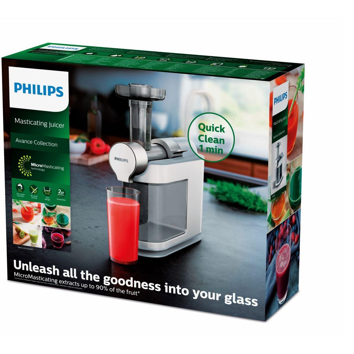 Philips hr1895 80 extracteur de jus comparer avec - Philips extracteur de jus ...