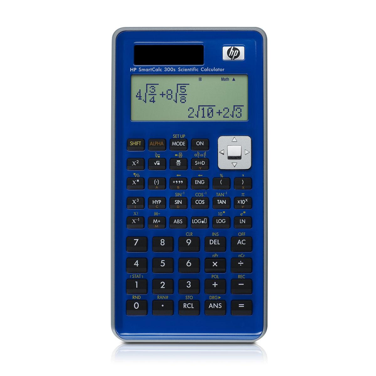Hp f2240aa calculatrice scientifique smartcalc300s for Calculatrice prix