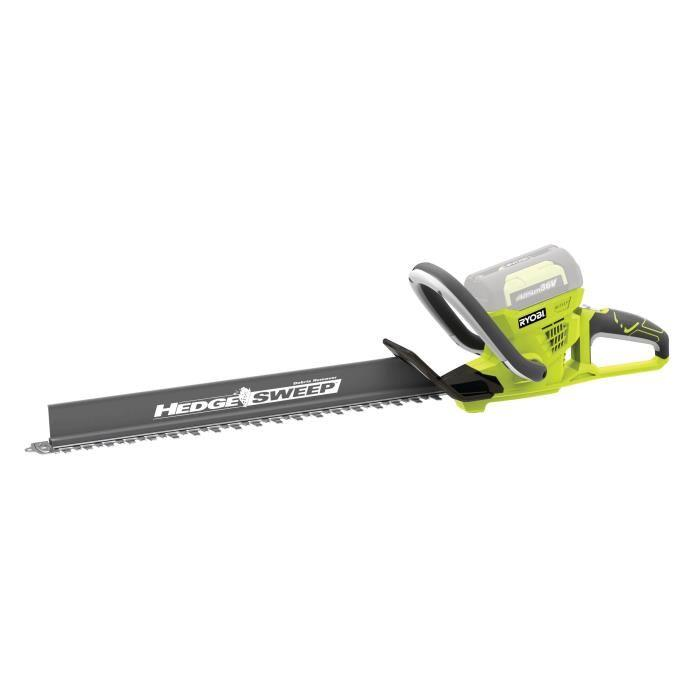 Ryobi rht36 taille haie lectrique sans fil 55 cm 36v for Prix metre taille haie
