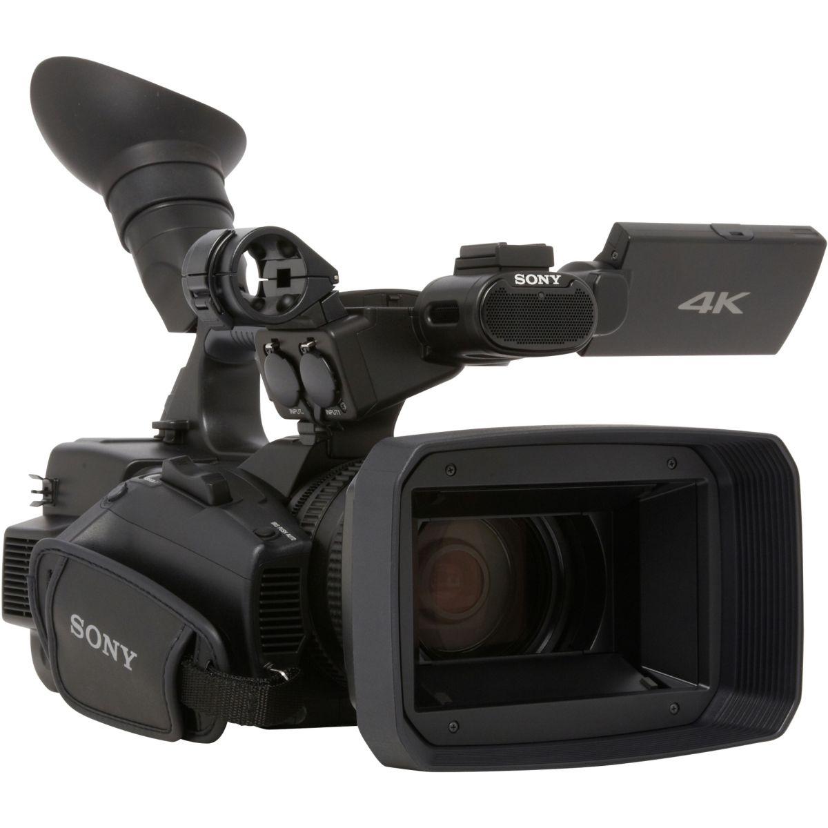 sony fdr ax1 cam scope 4k ultra hd comparer avec. Black Bedroom Furniture Sets. Home Design Ideas