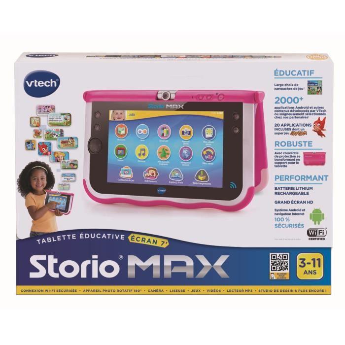 Vtech storio max comparer avec - Tablette pour enfant pas cher ...