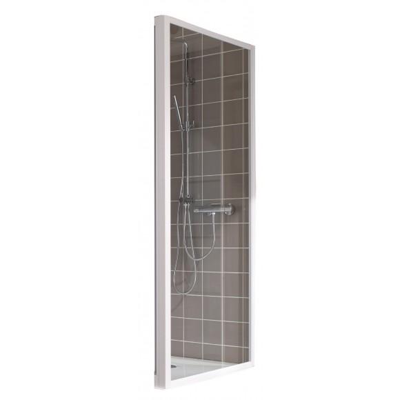 Leda paroi de douche atout 2 fixe 80 x 190 cm comparer avec - Prix paroi de douche ...