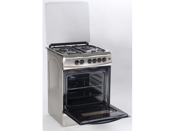 brandy best bcgec60 cuisini re mixte 4 br leurs gaz avec. Black Bedroom Furniture Sets. Home Design Ideas