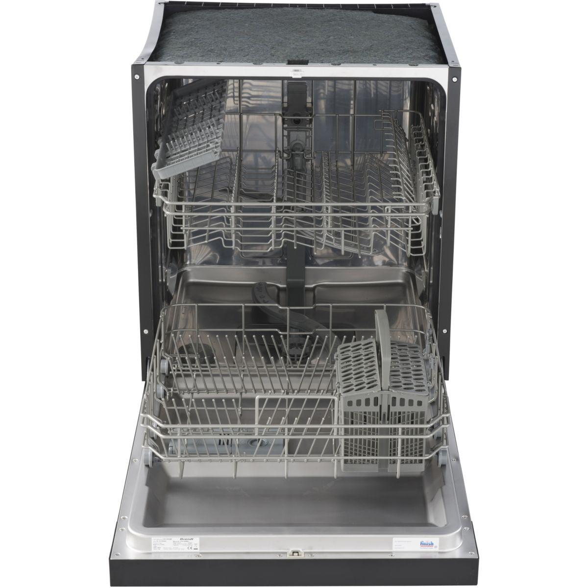 brandt vh1505 lave vaisselle encastrable 13 couverts comparer avec. Black Bedroom Furniture Sets. Home Design Ideas