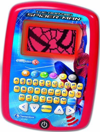 Clementoni tablette spiderman comparer avec - Ordinateur barbapapa ...