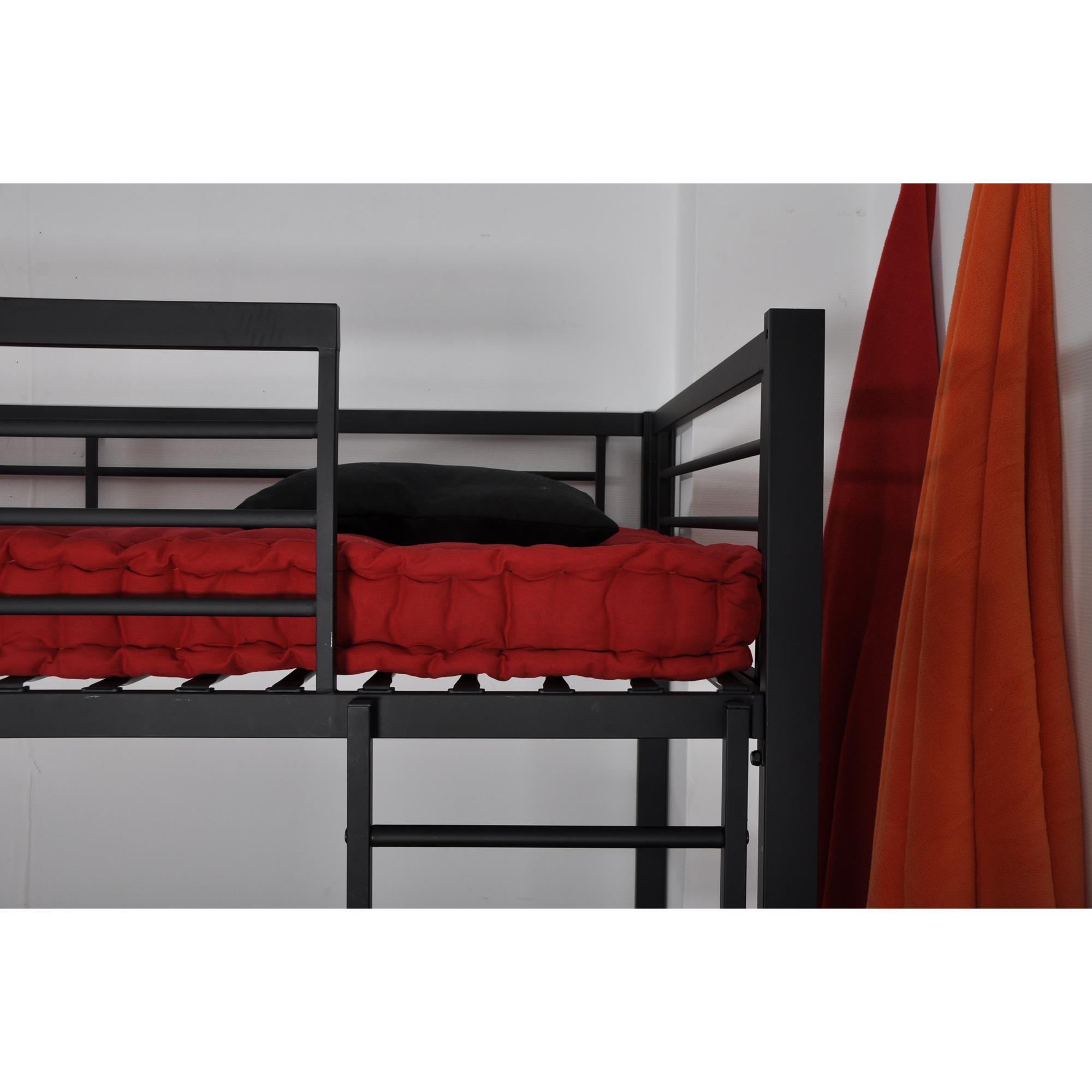 lit superpos urbanmezz grafik 90 x 190 cm comparer avec. Black Bedroom Furniture Sets. Home Design Ideas