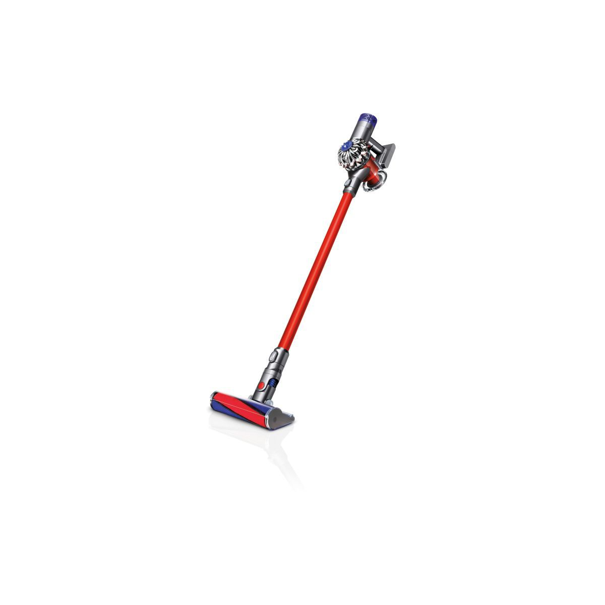 dyson v6 total clean aspirateur main sans sac comparer avec. Black Bedroom Furniture Sets. Home Design Ideas