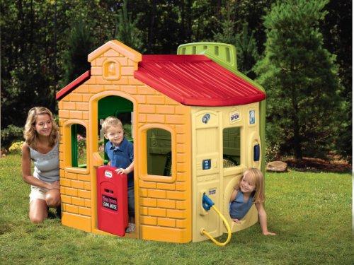 Little tikes maison de jardin 4 en 1 comparer avec - Maison de jardin little tikes colombes ...